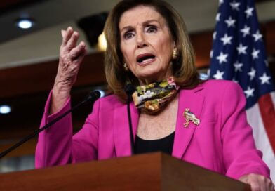 Pelosi Says House Will Move for Impeachment if Trump Does Not Resign